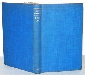 Lord-Jim-Joseph-Conrad-HB-1946-J-M-Dent-Classic-Story