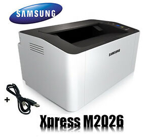 SAMSUNG XPRESS SL-M2026 LASER DRUCKER 20 S./Min. 1200dpi USB 2.0 * NEU * - Niederaula, Deutschland - SAMSUNG XPRESS SL-M2026 LASER DRUCKER 20 S./Min. 1200dpi USB 2.0 * NEU * - Niederaula, Deutschland