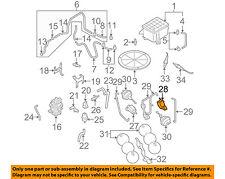 AUDI OEM 07-12 A8 Quattro Fuel Injection-Vacuum Regulator 06E906517A