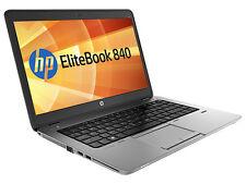HP EliteBook 840 G1 14 Zoll (180 SSD, Intel Core i5 4. Gen, 1,9GHz, 4GB) Wind10