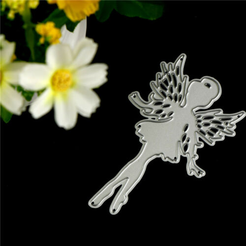 Fairy Design Metal Cutting Dies For DIY Scrapbooking Album Paper Cards FG