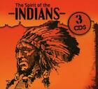 The Spirit Of The Indians (3 CD) von Various Artists (2015)