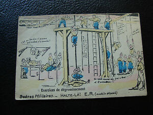 France-Postcard-Exercise-of-Degrossissement-cy69-French