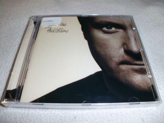 Phil Collins - Both Sides  CD - OVP