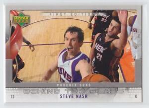 2007-08-Upper-Deck-First-Edition-Behind-the-Glass-BGSN-Steve-Nash