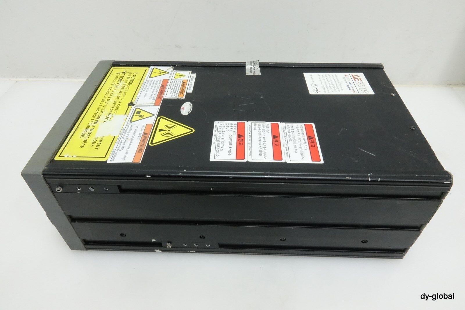 APEX 1.5kW 13,56MHz RF Generator Used 1513 P/N 660-032596-023 SEM-I-216=6A56