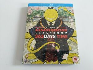 Assassination Classroom 365 Days Time The Movie Blu Ray ...
