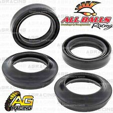 All Balls Fork Oil Seals & Dust Seals Kit For Honda XL 125 V Varadero Euro 2001