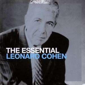 Leonard-Cohen-The-Essential-Nuevo-2CD-039-s
