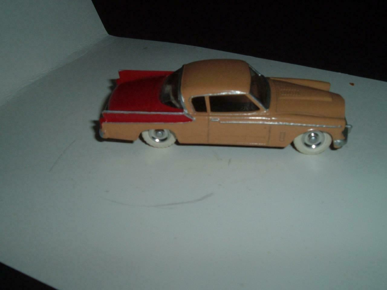 DINKY TOYS STUDEBAKER goldEN HAWK - UNBOXED - SUPERB ORIGINAL VINTAGE -