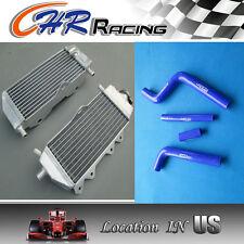 FOR Yamaha YZ125 YZ 125 2005-2013 06 07 08 09 11 12 Aluminum Radiator and HOSE