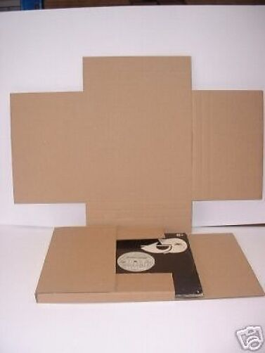 """10 x 7"""" CRUCIFORM RECORD MAILERS HOLDS 12x7"""" FREE P&P^"""