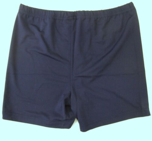 Size 8-10 Xsmall Netball Undershorts Gym knickers panties sports briefs Blue