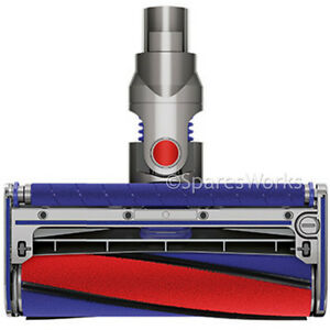 Dyson V6 Total Clean Cordless Vacuum Turbine Soft Floor