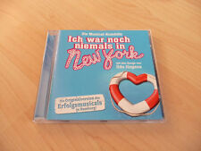 CD Musical Ich war noch niemals in New York - mit den Songs von Udo Jürgens 2008