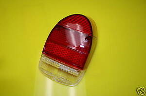 Tail Light Lens Vw Volkswagen Bug 1968 68 69 70 Ebay