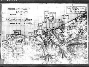 Marinestab-Dieppe-Frankreich-Gefechtsbericht-ueber-Feindlandung-August-1942