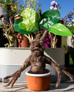 Mandrake-Harry-Potter-Inspired-One-Of-A-Kind-Needle-Felted