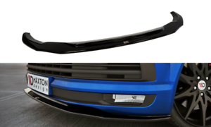 Front Splitter Ver.2 Volkswagen T6 (2015-up)-afficher Le Titre D'origine Kd4gtham-07212124-856546667
