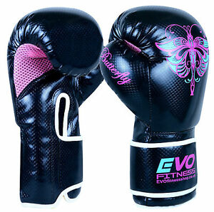 guantes de boxeo chica