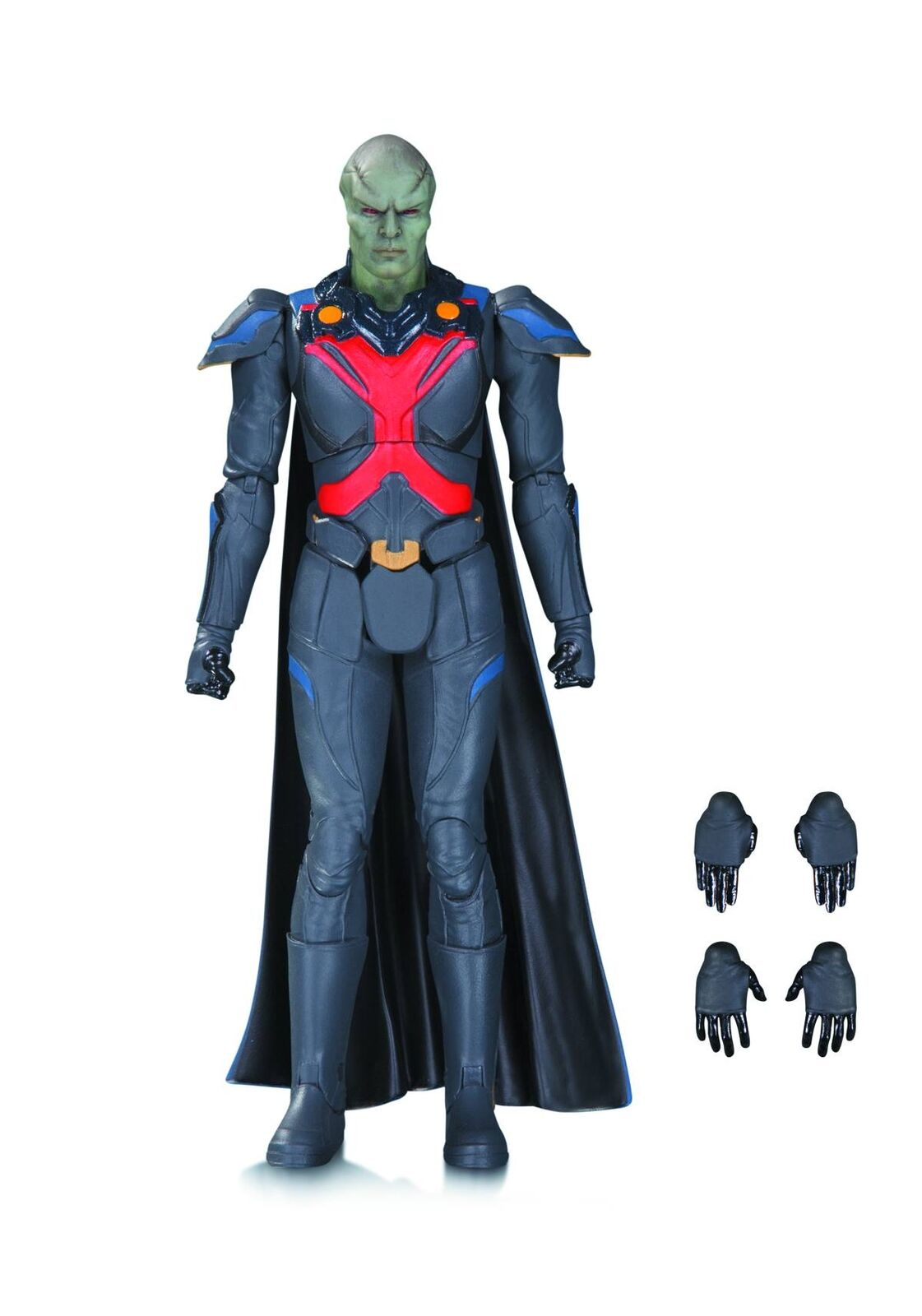 Dc comics supergirl tv - serie aktion bild  Blautmond