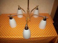 Deckenleuchten Lüster Hängelampe Deckenlampe Lampe Honsel