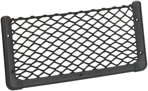 LARGE ELASTIC STORAGE NET MAGAZINE RACK 410mm x 200mm for motorhome caravan car