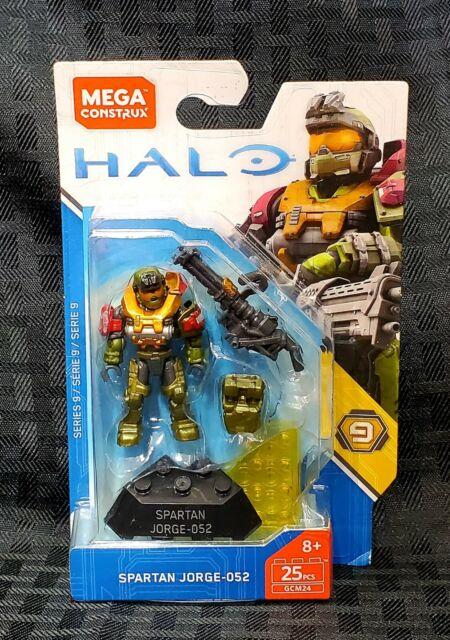 2018 Mega Construx Halo Spartan Jorge-052 Figure