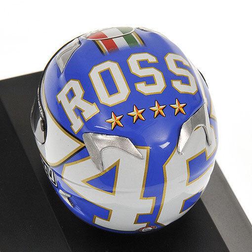 Minichamps Valentino Rossi Casco Casco Casco MotoGP Mugello 2003 1 8 Escala 50c1d7