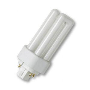 13w Dulux T/E Non-Amal 4 Pin Col 827 Extra Warm White [2700k] (Osram DTE13827)