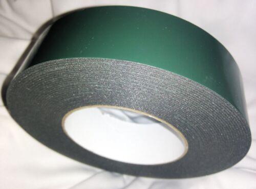 Heavy duty resistente alle intemperie Numero Targa Adesivo Appiccicoso Roll Perni di fissaggio 35x1mmx10m