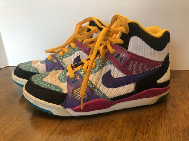 2009 Nike Air Digs High Women's Size 6 Volleyball Sneaker 1991 Reissue