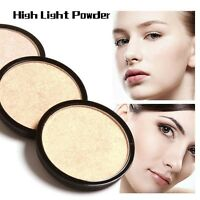 Shimmer Brightening Face Highlighter Powder Easy to Wear Foundation Replaceable