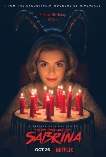 "Chilling Adventures of Sabrina Poster 24x36/""//60x90cm TV Series Art Silk Print"