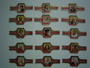 Victor Hugo Netherlands Cigar Band Sets Variants