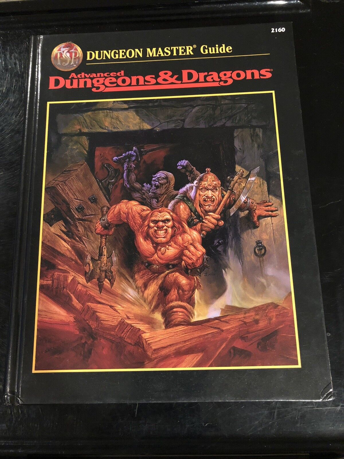 AD&D  Dungeon Master Guide - TSR 2160 - Hardcover