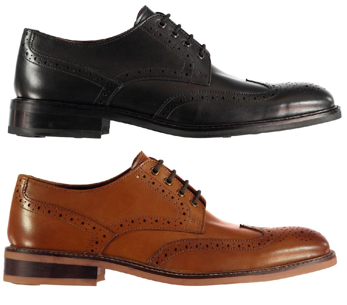 Firetrap chaussures Basses hommes Business chaussures Chaussure Lacée Rutland Low 2204