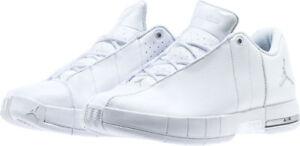 02538e5466ba78 Men s Air Jordan Team Elite 2 Low White White Sizes 8-12 NIB AO1696 ...