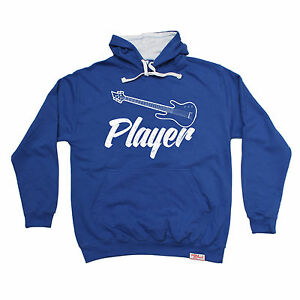 Bass Player Banned Member HOODIE hoody birthday fashion music bassist guitar