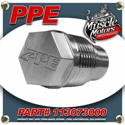 Pacific Performance PPE Fuel Race Valve 113073000 for 6.6L Duramax 6.7L Cummins