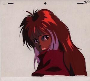 A-D-Police-Files-Anime-OVA-Bubblegum-Crisis-Production-Cel-Douga-Ep-2