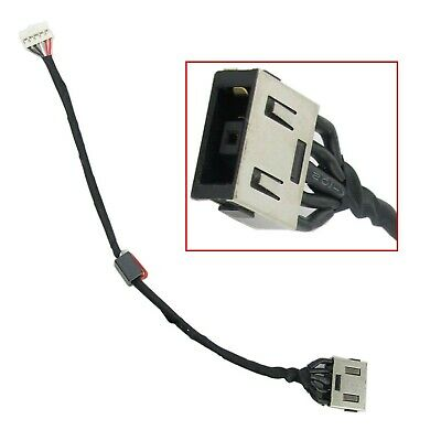 DC Jack Power Plug In Charging Port Connector Socket with Wire Cable Harness Replacement for Lenovo IdeaPad Z50 Z50-70 Z50-75 Z50-80