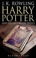 First Edition Harry Potter and the Half-blood Prince by J. K. Rowling,