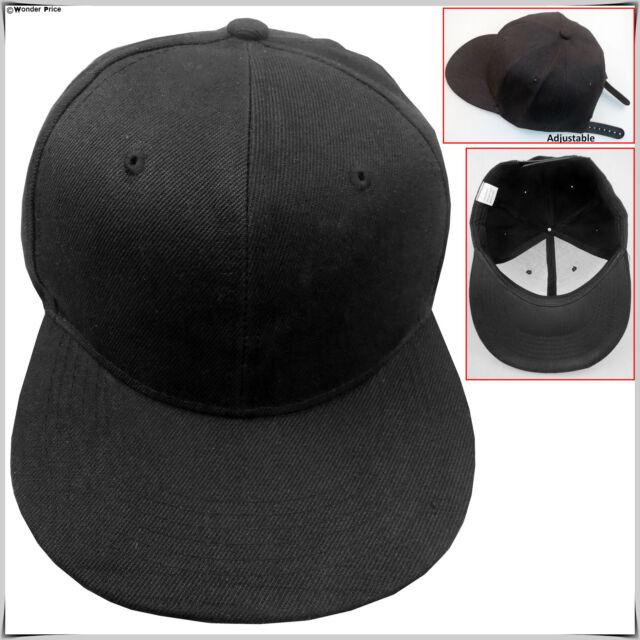 4f188b1d612 Baseball Snapback Plain Cap Funky Hip Hop SP Retro Classic Vintage ...