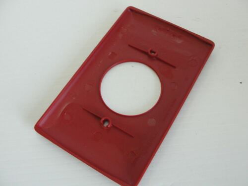 Trade Select One Gang Wallplate . NP720R Box of 25 $18.75 $.75 ea Red