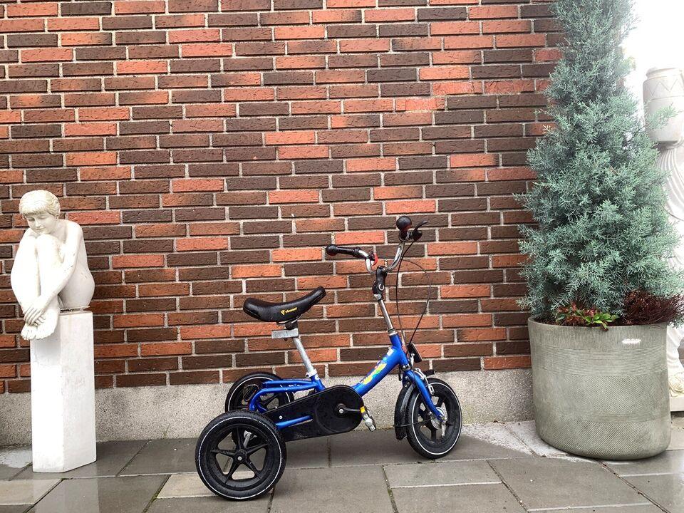 Handicapcykel, Købt fra ny til 6000 kr Røver køb , 1 gear