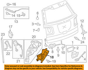 GMC GM OEM 07-09 Acadia Liftgate Tailgate Hatch-Actuator 25924812 | Tailgate Wiring Diagram Gmc Acadia on 2008 gmc sierra 1500 wiring diagram, 2004 chevrolet silverado 2500hd wiring diagram, 2007 dodge grand caravan wiring diagram, 2010 honda odyssey wiring diagram, 2006 jeep grand cherokee wiring diagram, 2004 ford f-250 wiring diagram, 2010 buick lacrosse wiring diagram, 2007 chevrolet avalanche wiring diagram, 2005 cadillac srx wiring diagram, 1998 gmc yukon wiring diagram, 2008 gmc acadia headlight bulb replacement, 1994 gmc sonoma wiring diagram, 2006 gmc sierra 3500 wiring diagram, 2006 gmc yukon wiring diagram, 2004 gmc envoy xl wiring diagram, 2006 ford f-250 wiring diagram, 2008 gmc 2500hd wiring diagram, 2008 gmc c5500 wiring diagram, 2009 gmc canyon wiring diagram, 2008 gmc acadia bcm location,