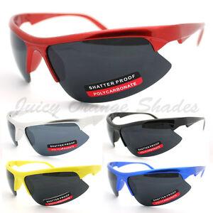 4c3ecd5abdc7 MEN'S SPORTS Sunglasses HALF RIM LITE WEIGHT for Comfort RUNNING ...