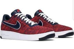 ee5fcd0899e91 Details about Nike Air Force 1 Ultra Flyknit Low RKK New England Patriots  Shoes Size 12.5 DS