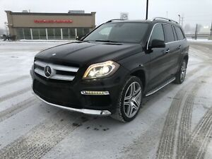 2013 Mercedes GL550 AMG Appearance Package